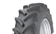 Optitrac DT830 IF Tires